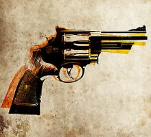 Revolver by Michael Tompsett