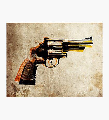 Revolver Photographic Print
