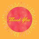 Thank You III by Cynthia Meade