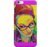 Spectra 'Tude by Asra Rae iPhone Case/Skin
