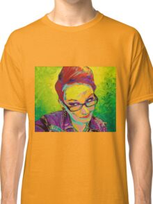 Spectra 'Tude by Asra Rae Classic T-Shirt