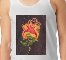 Flower Gleam and Glow Tank Top