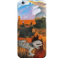 Lizards Lounging iPhone Case/Skin
