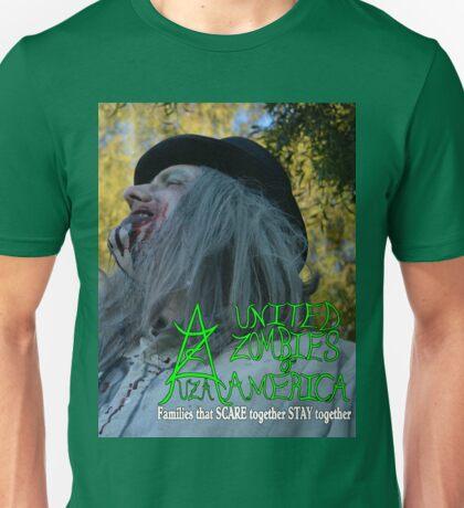 UZA Ray Digger Fresh Air Unisex T-Shirt