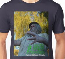 UZA Ray Digger Happy Unisex T-Shirt