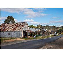 Hill End NSW Australia Photographic Print