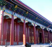 typical chinese palace by shmuli