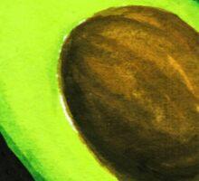 *Avocado* Sticker