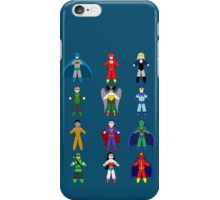 Justice League Dolls! iPhone Case/Skin