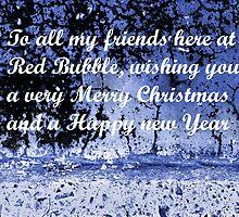 Merry Christmas by Kathie Nichols