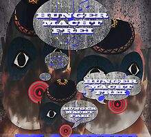 Hunger Macht Frei Version 3 by beeden