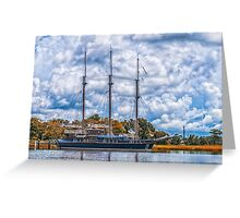 Peacemaker at Rest Greeting Card