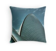 Sydney Opera House - HDR Throw Pillow