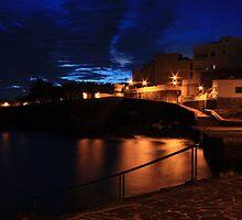 Alcalá Bay by Chris Hoyle