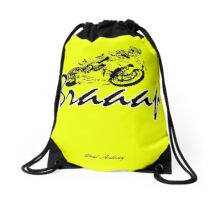 BRAAAP Drawstring Bag