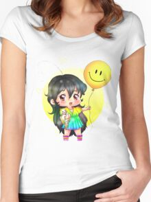 small bird Women's Fitted Scoop T-Shirt
