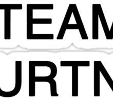 #Team Kourtney Sticker