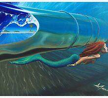 Under The Sea  by AlexasMakinWave
