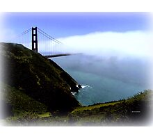 Golden Gate  Photographic Print