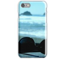 Surfer Girl - Hwy 101 Northern California iPhone Case/Skin