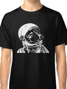 Astronaut Dog Cool Classic T-Shirt