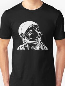 Astronaut Dog Cool T-Shirt