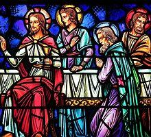 Friends With Jesus by Timekeeper5