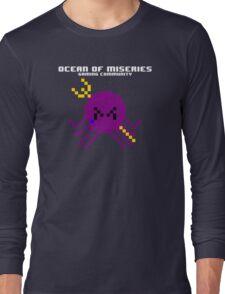 Ocean of Miseries Gaming Community Long Sleeve T-Shirt