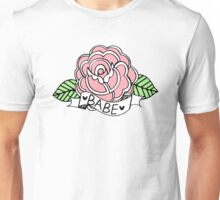 Rose Babe Unisex T-Shirt