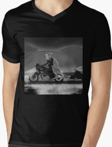 Murderbike Husbands Mens V-Neck T-Shirt