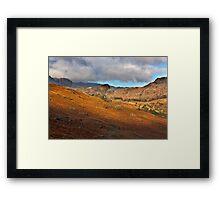 Langdale Valley Framed Print