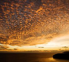 Speckled Sky by AndyCh