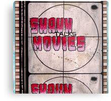 Shaun Talks Movies Metal Print