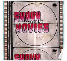 Shaun Talks Movies Poster