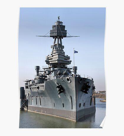 Battleship Texas Poster