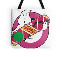 GHOST TO THE FUTURE Tote Bag