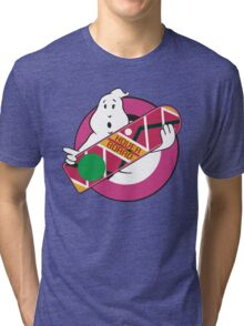 GHOST TO THE FUTURE Tri-blend T-Shirt