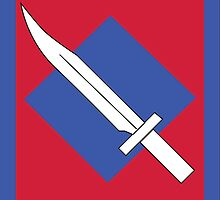 39th Infantry Brigade Combat Team (United States) by wordwidesymbols