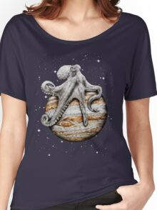 Celestial Cephalopod Women's Relaxed Fit T-Shirt