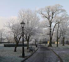 Frosty Park by Greg Brotherton