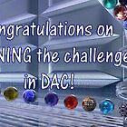 DAC Challenge Winner Banner by plunder