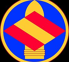142nd Fires Brigade (Arkansas Army National Guard - USA) by wordwidesymbols