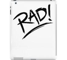 Im Rad iPad Case/Skin