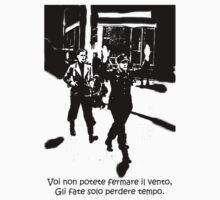 voi non potete fermare il vento by Costanza Papalia