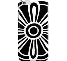 Pattern from an Egyptian Cloisonne Disk, Twelfth Dynasty iPhone Case/Skin