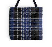 00009 Clark Clan/Family Tartan  Tote Bag