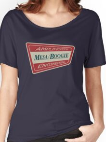 Wonderful Old Mesa Boogie  Women's Relaxed Fit T-Shirt