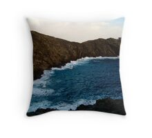 Livada Light Throw Pillow