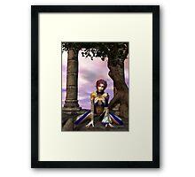 The Elf Princess 1 Framed Print