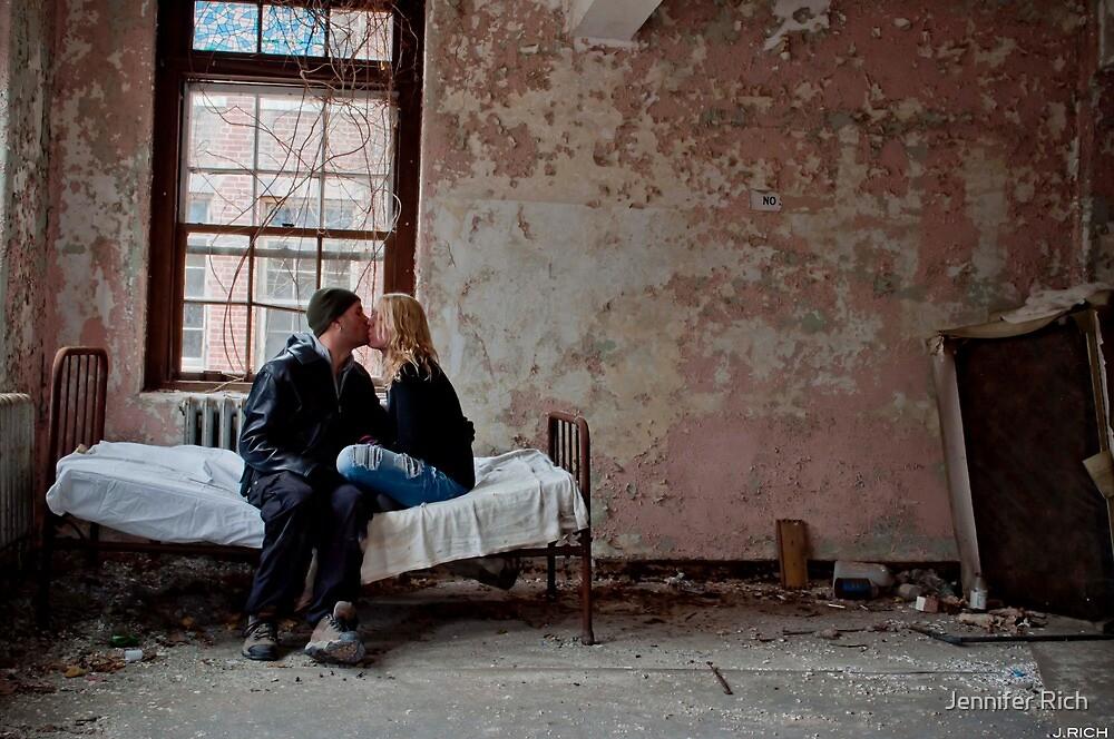 i think we're alone now. by Jennifer Rich